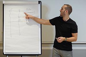Yann Piette, love coach en France propose des conférences