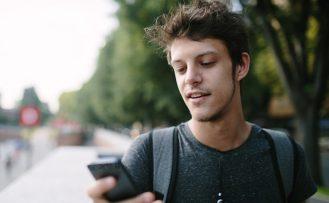 décoder les sms d'un homme