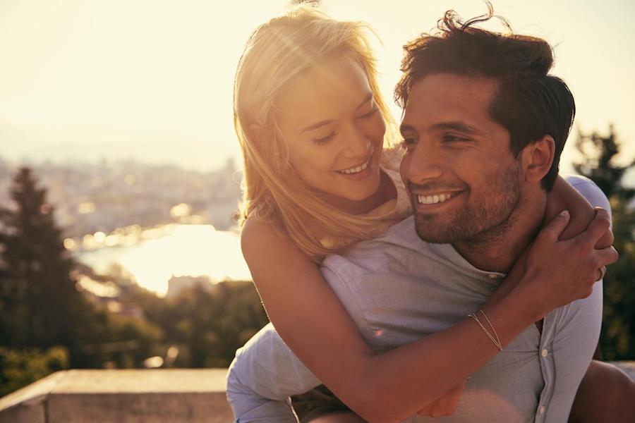 connexion amoureuse et proximité avec un homme